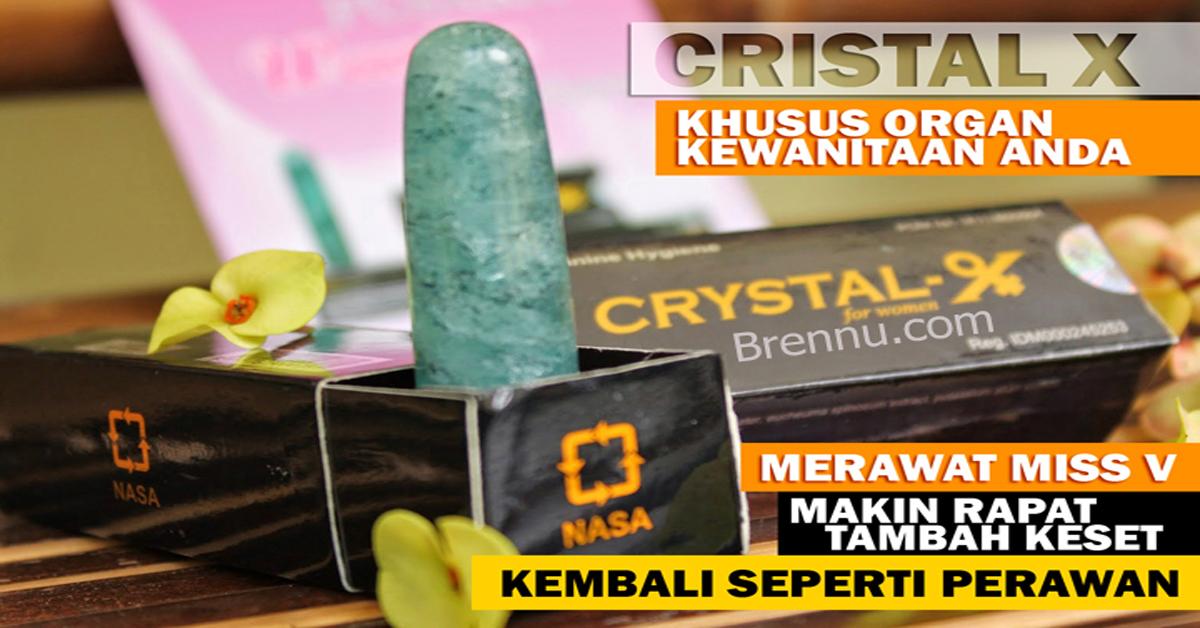 Crystal X Nasa Menjaga Keharmonisan Dan Kesehatan Miss V Anda