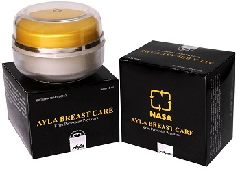 krim pembesar payudara ayla breast care nasa