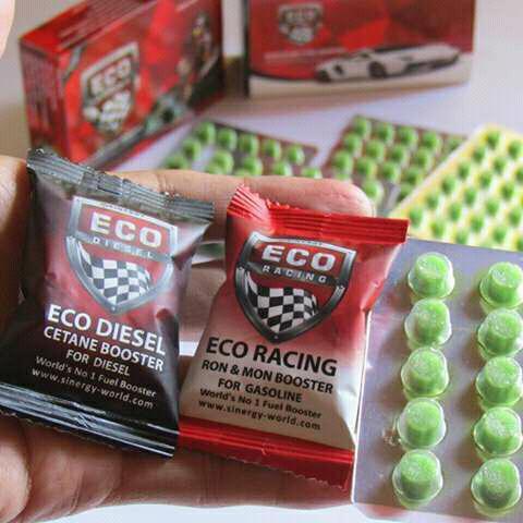 Penghemat BBM Eco Racing