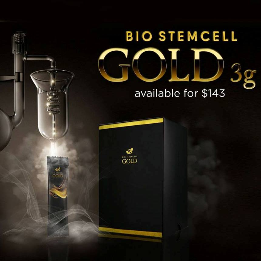 Bio Stemcell Gold Biogreen Science