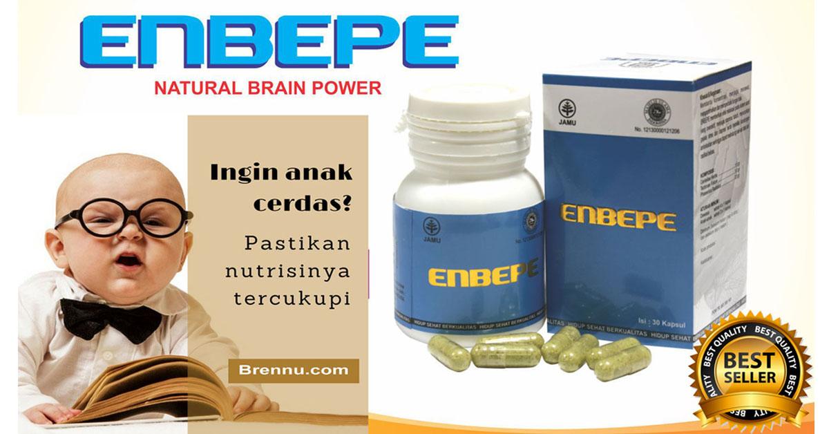 Pentingnya Vitamin Otak untuk Anak Enbepe Nasa | Brennu.com